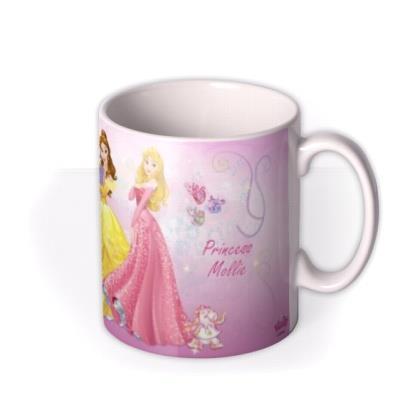 Disney Princess Trio Personalised Mug