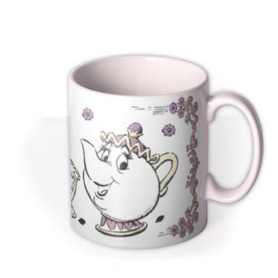 Disney mug - Beauty and the Beast - Chip and Mrs. Potts
