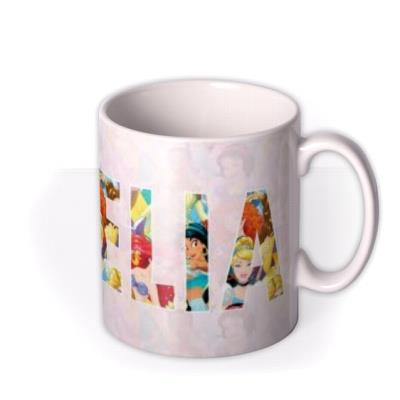 Disney Princesses Montage Mug