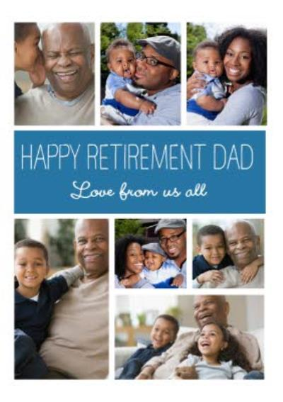 Retirement Card For Dad