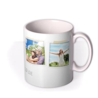 4 Photo Upload Mug