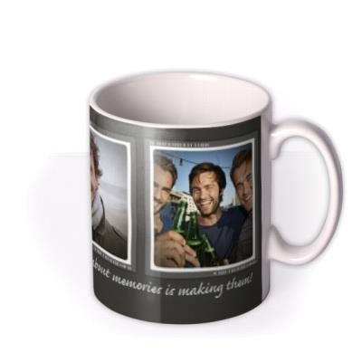 Memories Photo Upload Mug