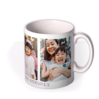 Image Trio Photo Upload Mug