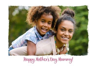 Mother's Day Card - Photo Upload Card