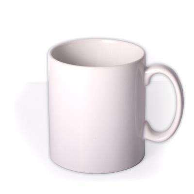 Mum Birthday Photo Upload Mug
