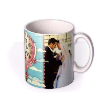 Life Shared Photo Upload Mug