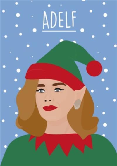 Adelf Christmas Card