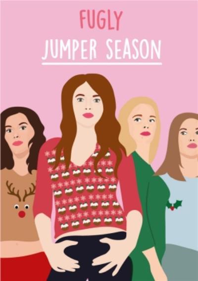 Fugly Jumper Season Card