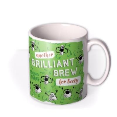 Shaun The Sheep Another Brilliant Brew Mug