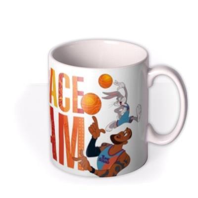 Space Jam 2 Lebron Tune Squad Photo Upload Mug