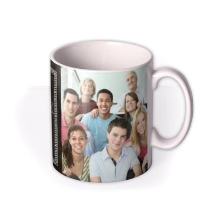 Number 1 Best In School Personalised and Photo Upload Mug