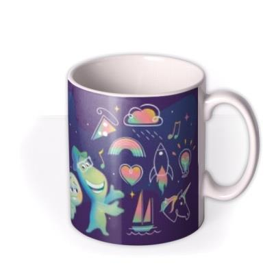 Disney Soul Moody Extroverted Punctual Cynic Mug