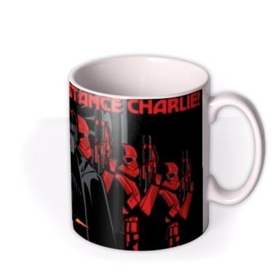 Star Wars Rise Of Skywalker Crush The Resistance Mug