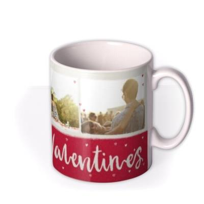 Our First Valentine's Day Multi-Photo Mug