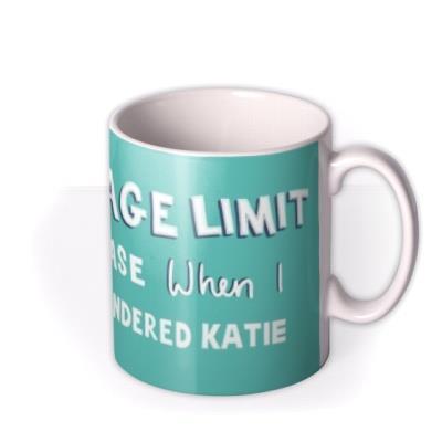 When I Grow Up Personalised Mug