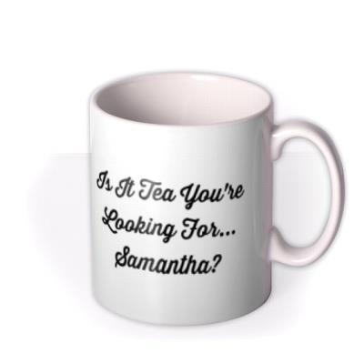 Lionel Hello Personalised Mug