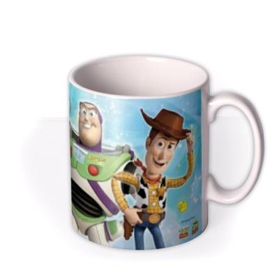 Toy Story Space Deputy Photo Upload Mug