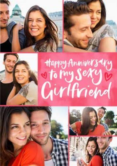 Happy Anniversary to my sexy Girlfriend