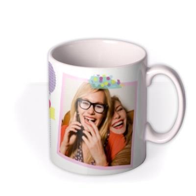 Best Friends Forever Photo Upload Mug
