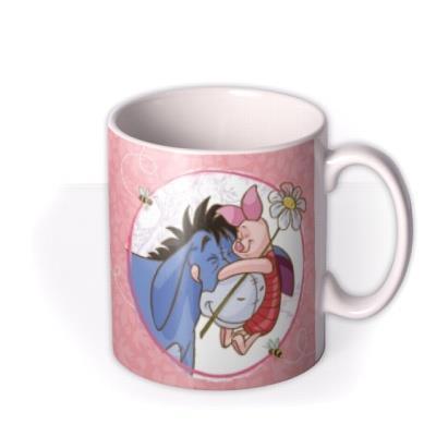 Winnie the Pooh Hugs Personalised Mug