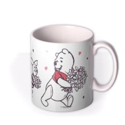 Mother's Day Mug - Disney - Winnie the Pooh and piglet