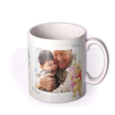 The loveliest Grandad Mug - Disney - Winnie the Pooh and piglet