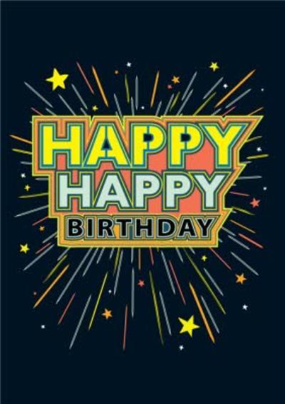 Happy Birthday Youre Fantastic Dad Card