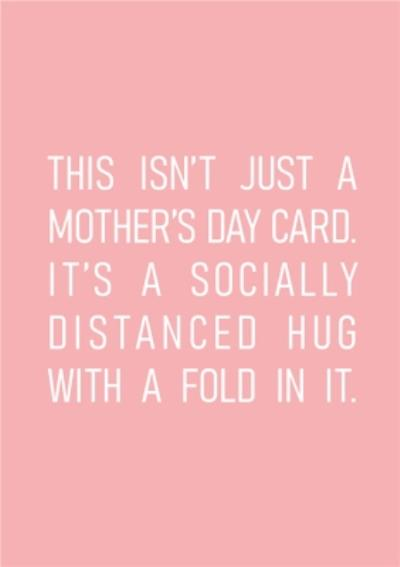 This Isnt Just Another Mothers Day Card