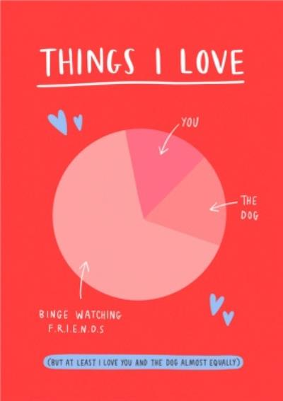 Funny Things I Love About Yout Card