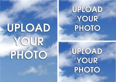 Create Your Own Photo Upload card