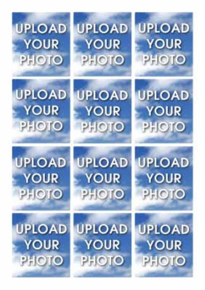 Create Your Own - Photo Upload card