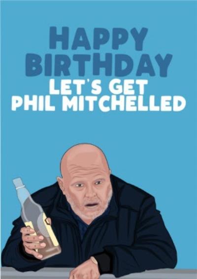 Happy Birthday Let Us Get Drunk Card