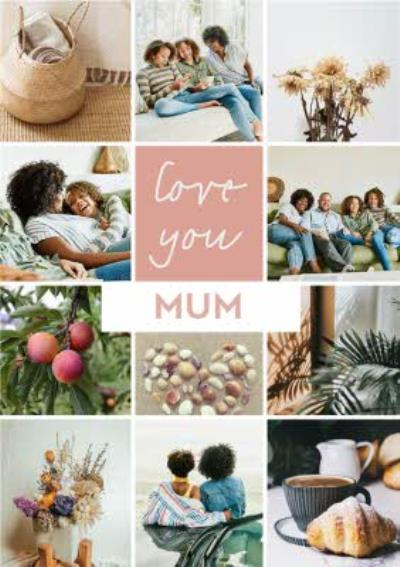 Foto Feed Social Media Influencer Blogger Timeline Love You Mum Photo Collage Photo Upload Mothers D