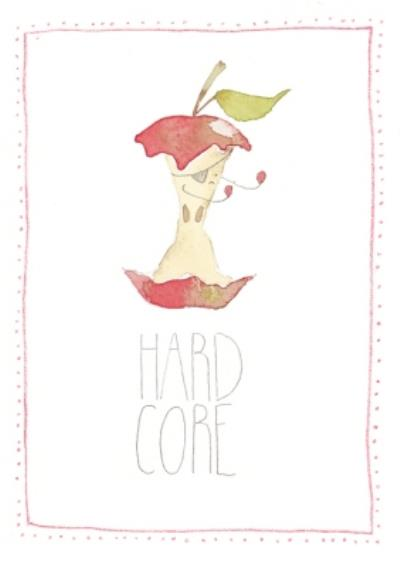 Hard Core Apple Card