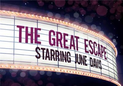 Limelight Great Escape Personalised Card