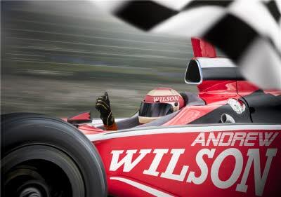 Formula 1 Car with your name on