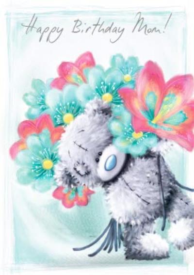 Me To You Mum's Birthday Card