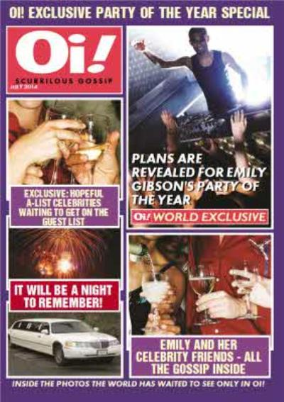 Oi! Magazine Multi-Photo Upload Card