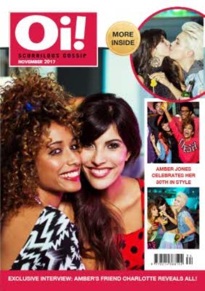Oi Magazine Cover Photo Upload Card