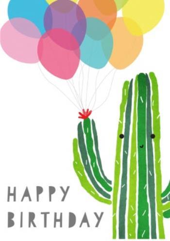 Fantastic Cute Birthday Card Cactus Moonpig Funny Birthday Cards Online Overcheapnameinfo
