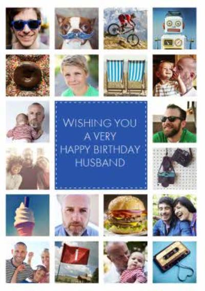 Multi Photo Upload Birthday Card