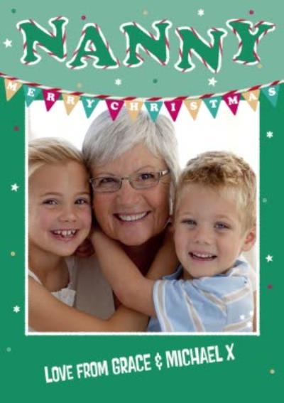 Nanny Christmas Card
