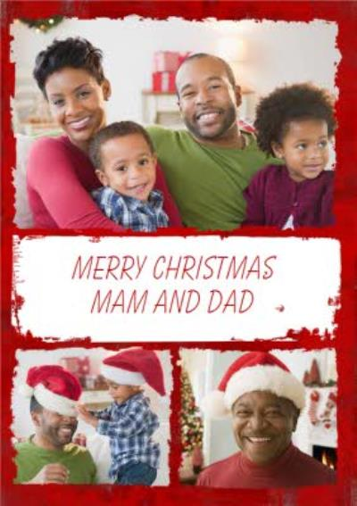 Multi Photo upload - Merry Christmas