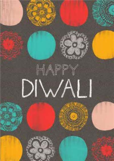Happy Diwali Card
