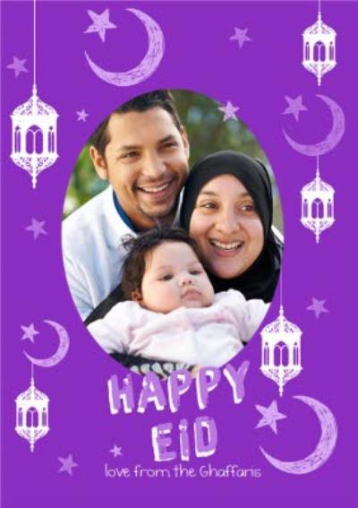 Photo Eid Card