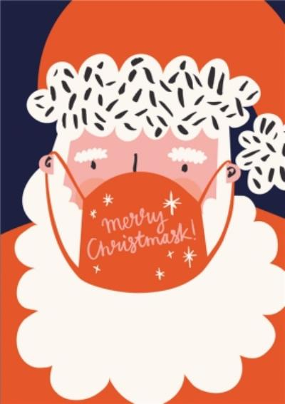 Merry Christmask Card