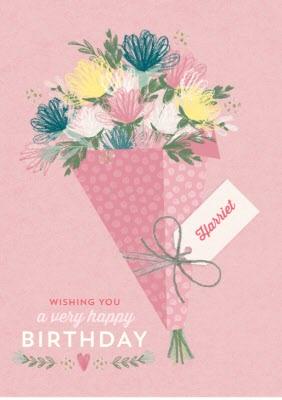 Arty Birthday Cards