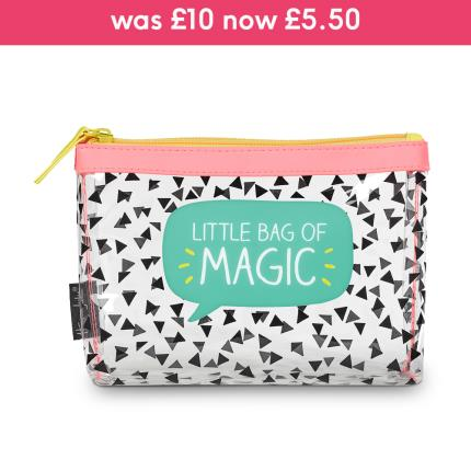 Jewellery & Accessories - Little Bag of Magic Cosmetic Bag - Image 1