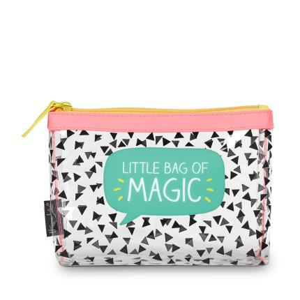 Jewellery & Accessories - Little Bag of Magic Cosmetic Bag - Image 2