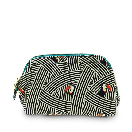 Jewellery & Accessories - Yvonne Ellen Too Glam To Give A Damn Make Up Bag - Image 2
